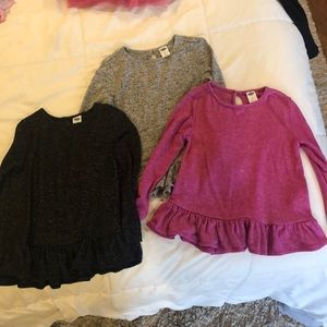 Toddler girl sweat bundle